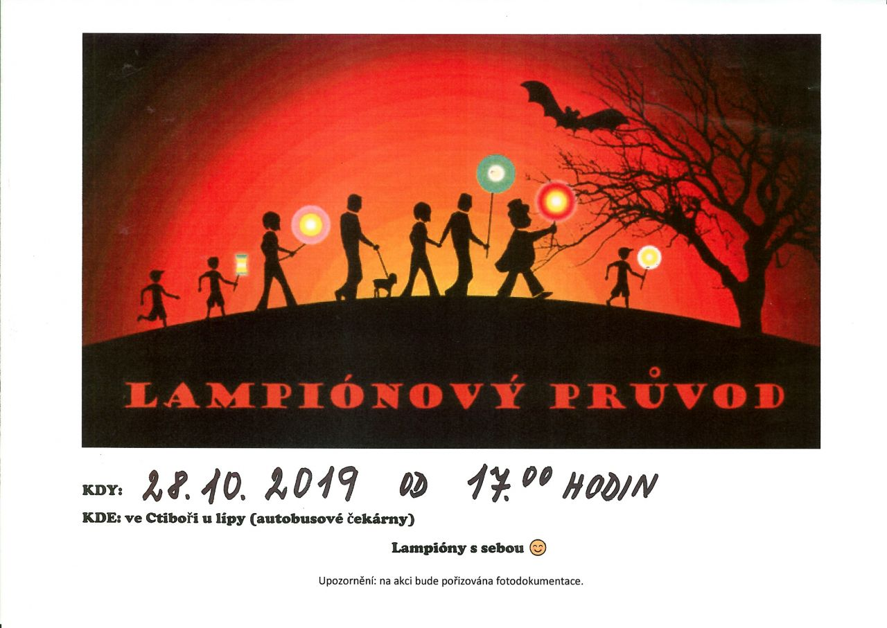 Lampiónový průvod 1